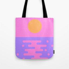 Paradise Sunset Tote Bag