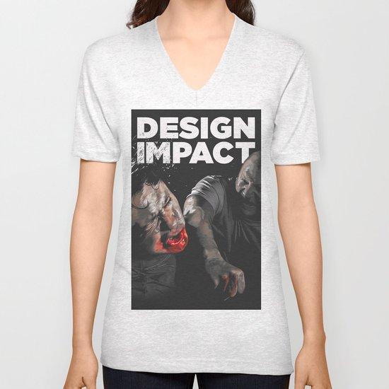 Design Impact Unisex V-Neck