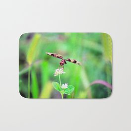 Dragonfly I Bath Mat