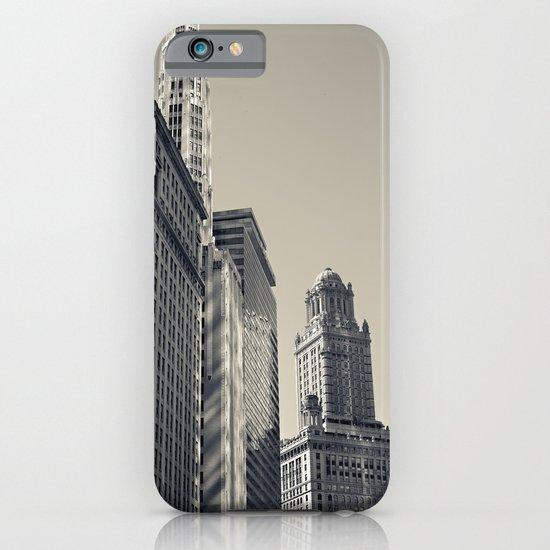 Chicago IV iPhone & iPod Case