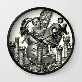 CODEX ANTEREUX Wall Clock