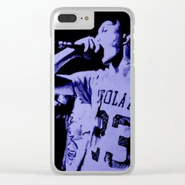 DESOLATED 23 Clear iPhone Case