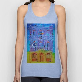 Old Havana Unisex Tank Top