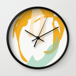 Matisse Shapes 8 Wall Clock