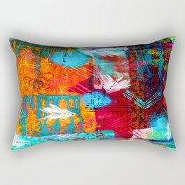 Aztec Dreams Rectangular Pillow
