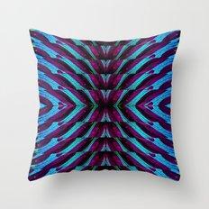 REFLECTED MARANTA 2 Throw Pillow
