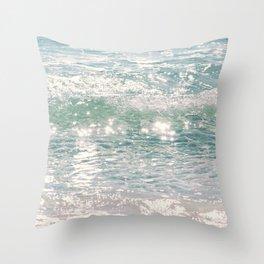 Destin Sparkles Throw Pillow
