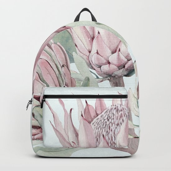 Protea 2 #society6 #buyart Backpack