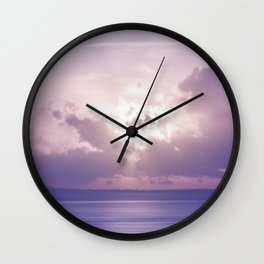 Nature of Art Wall Clock