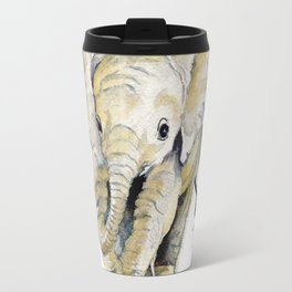 Baby Elephant Travel Mug