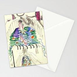 Bathing time Stationery Cards