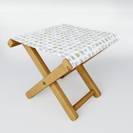 My Camera Collection Folding Stool