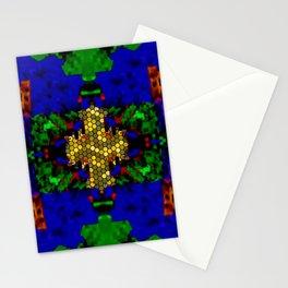 Fairytale castle on fairytale island ... Stationery Cards