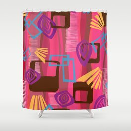 Shagtastic Shower Curtain