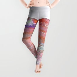 Unknown Shores Sunset Leggings