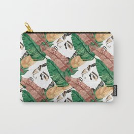 Jungle portrait Carry-All Pouch