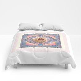 Truth is Beauty Bliss Boho Mandala Meditation Comforters