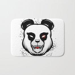 Angry Panda Bath Mat
