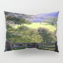 Cattle Yard Pillow Sham