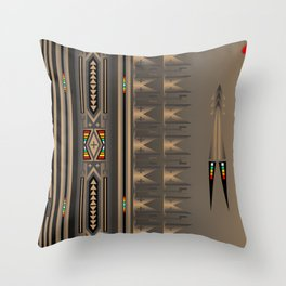 Connection to the Spirit World Throw Pillow
