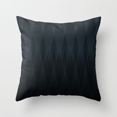Mntns Throw Pillow