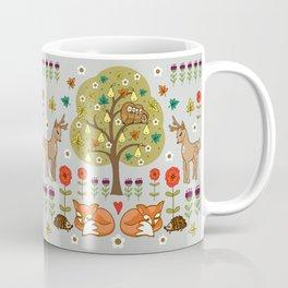 Woodland Wild Things Coffee Mug