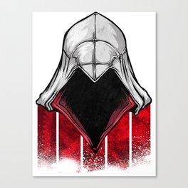 The Assassin Ezio Canvas Print