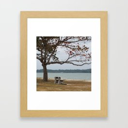 PERFECT SPOT Framed Art Print