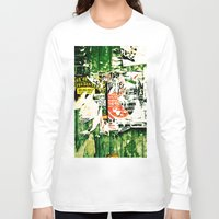 movie posters Long Sleeve T-shirts featuring posters 2 by Renee Ansell