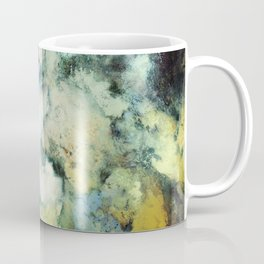 Escaping horses Coffee Mug