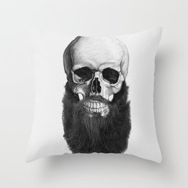 R.I.P.B. Throw Pillow