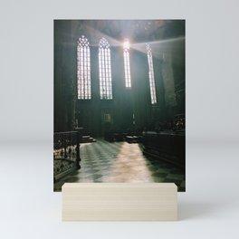 Church Spotlight Mini Art Print