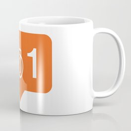 1 like photography! Coffee Mug