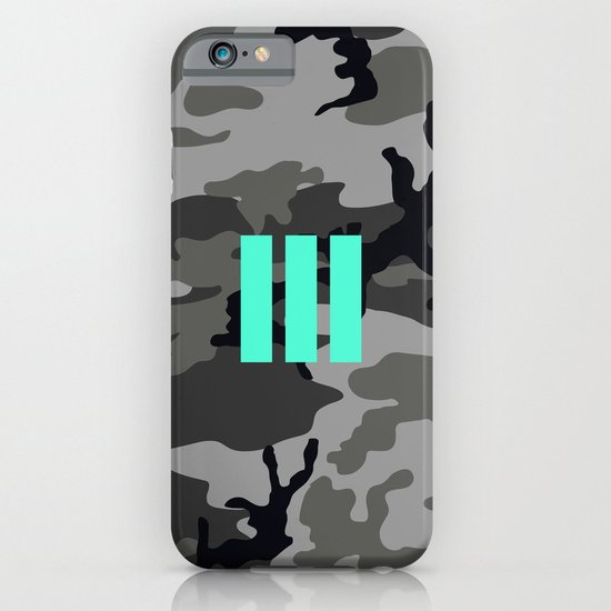 Military - Camouflage iPhone & iPod Case