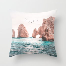 Baja California Throw Pillow