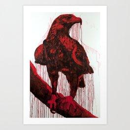 ATTILA Art Print