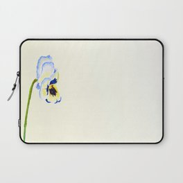one  pansy Laptop Sleeve