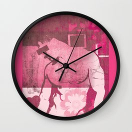 Valentine Wall Clock