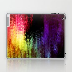 Cosmic Rain Laptop & iPad Skin