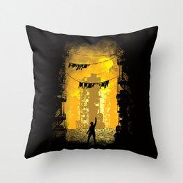Gamers Paradise Throw Pillow