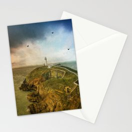 South Stack Lighthouse Stationery Cards
