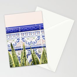 Moroccan Botany #society6 #decor #buyart Stationery Cards