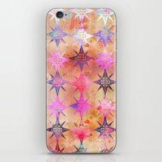 Bohemian Night Skye (Peach) iPhone & iPod Skin