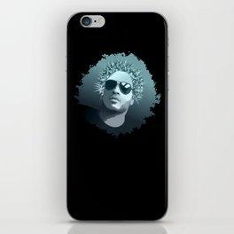 Tribute to Lenny Kravitz iPhone Skin
