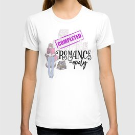Romanceopoly 2019 Completed T-shirt