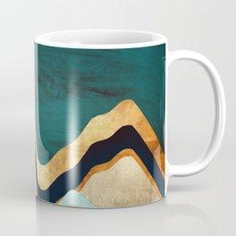 Velvet Copper Mountains Coffee Mug