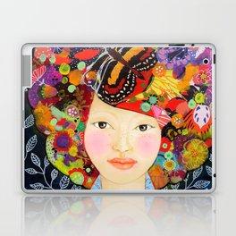inside of me Laptop & iPad Skin