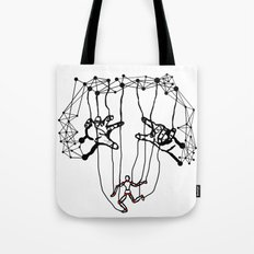 the Puppet Tote Bag