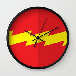 "Belts of Justice: Scientist Series ""The Speedster"" Wall Clock"