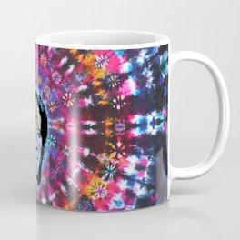 Nicolas Cage Third Eye - Tie Dye Shambhala Coffee Mug